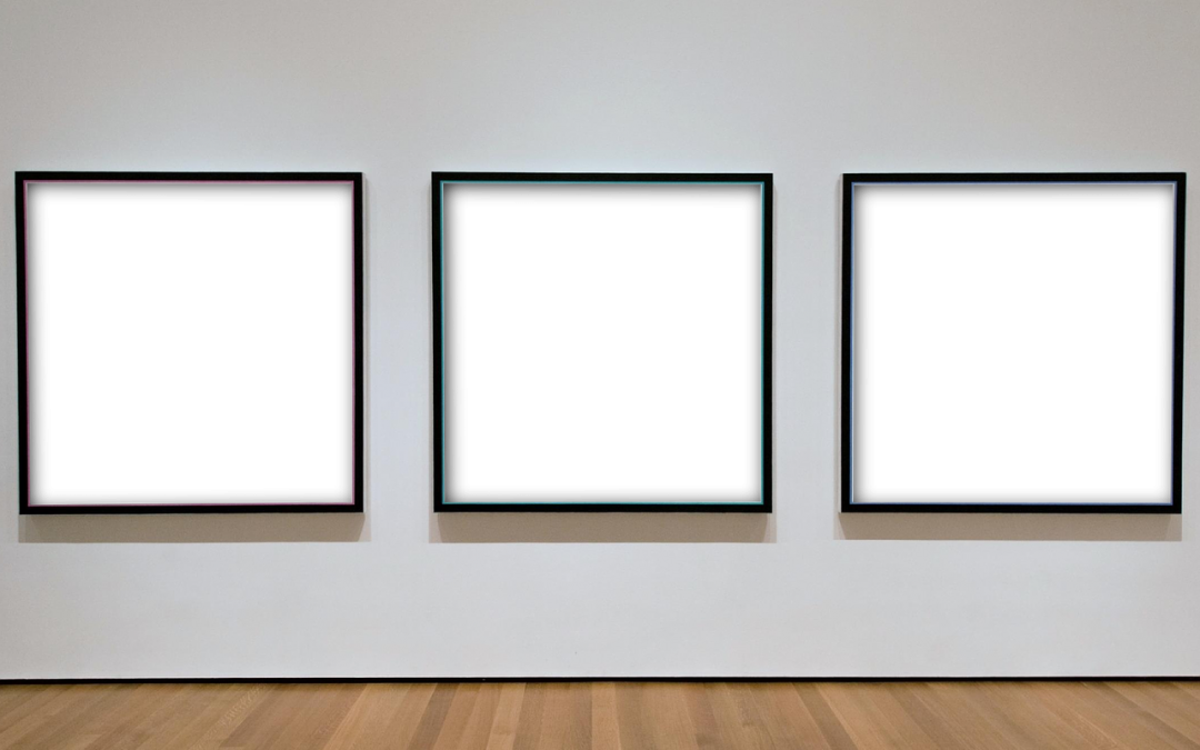 Big Changes In Today's Art World:  Crisis or Opportunity?